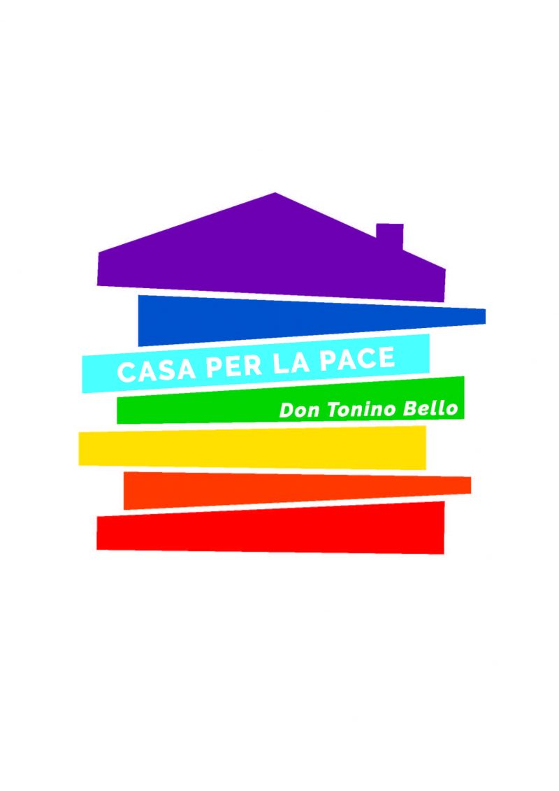 logo CASA PER LA PACE
